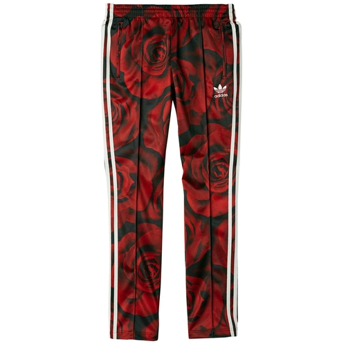 Red Clash Track Pants by Adidas in Pretty Little Liars - Season 6 Episode 3