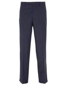 Contemporary Fit Stripe Trousers by Austin Reed in Jessica Jones