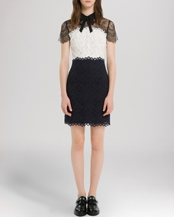 Rozen Dress by Sandro in Pretty Little Liars