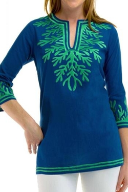 The Reef Tunic by Gretchen Scott in American Horror Story