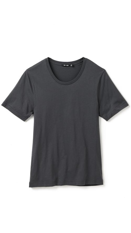 Classic Crew Neck T-Shirt by BLK DNM in Couple's Retreat