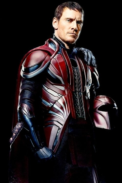 Custom Made Magneto Costume by Louise Mingenbach (Costume Designer) in X-Men: Apocalypse