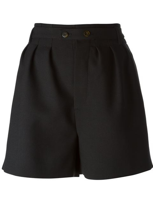 High Waisted Shorts by Marc By Marc Jacobs in How To Get Away With Murder - Season 2 Episode 7