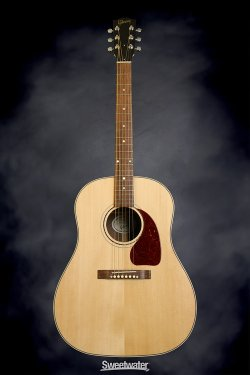 Acoustic J-15 Guitar by Gibson in Begin Again