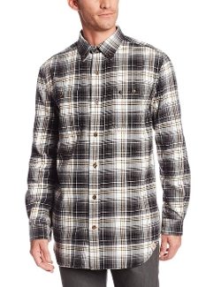 Men's Trumbull Plaid Shirt by Carhartt in Get Hard