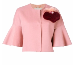 Fur Appliqué Jacket by Fendi in Unbreakable Kimmy Schmidt