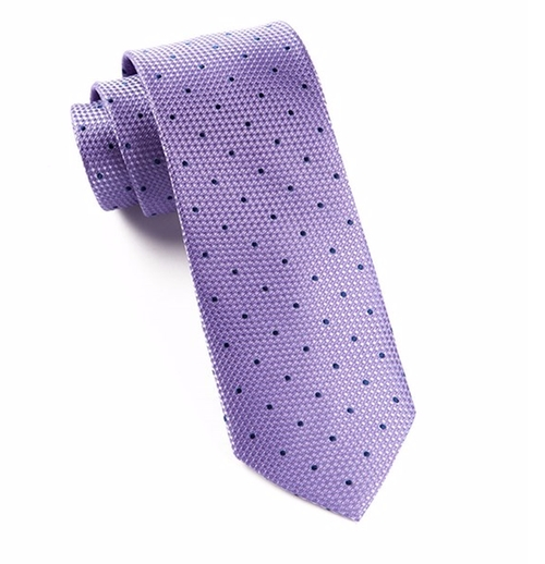 Grenafaux Dots Tie by The Tie Bar in Gossip Girl - Series Looks