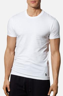 Slim Fit Crewneck T-Shirt by Polo Ralph Lauren in Addicted