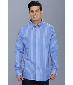 Stripe Button Down Shirt by Nautica in Master of None