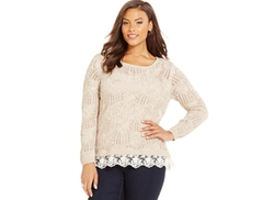 Crochet Top by INC International Concepts in Pitch Perfect 2