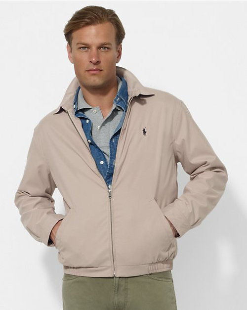 Bi-Swing Windbreaker Jacket by Ralph Lauren in The Secret Life of Walter Mitty