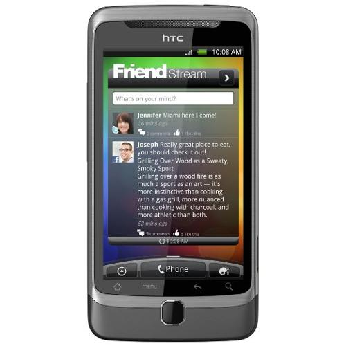 Desire Z by HTC in Safe House