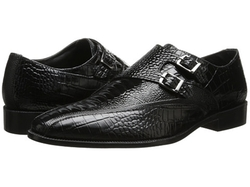 Kasimir Buckle Oxford Shoes by Stacy Adams in Chi-Raq