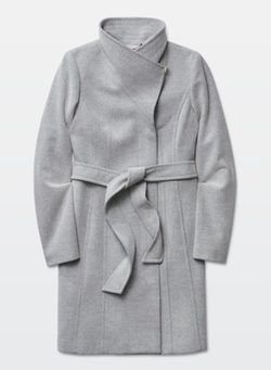 Babaton Cristobal Coat by Aritzia in Arrow