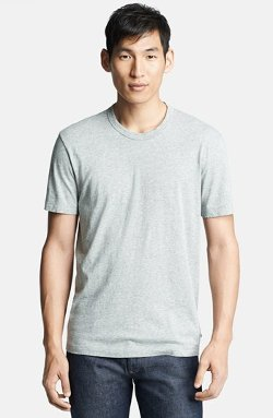 Classic Crewneck T-Shirt by James Perse in Entourage