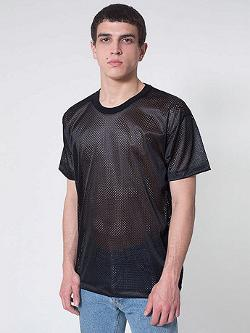 Poly Mesh Athletic T-Shirt by American Apparel in Lee Daniels' The Butler