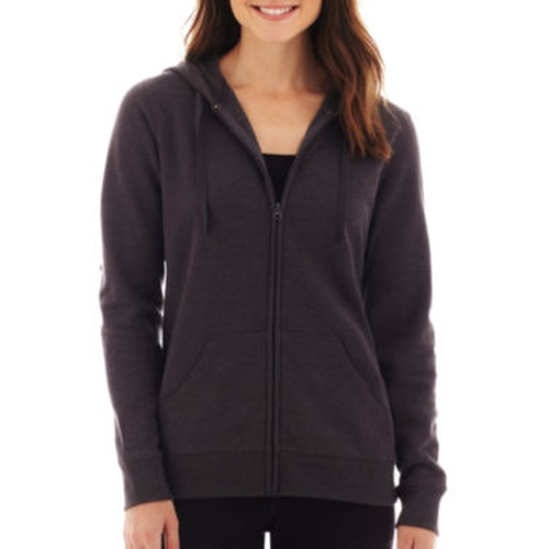 Fleece Hoodie Jacket by Made For Life in Supergirl - Season 1 Episode 3