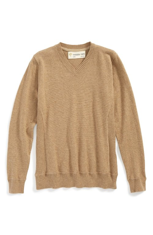 'Buff' Cotton & Cashmere Sweater by Tucker Tate in American Sniper