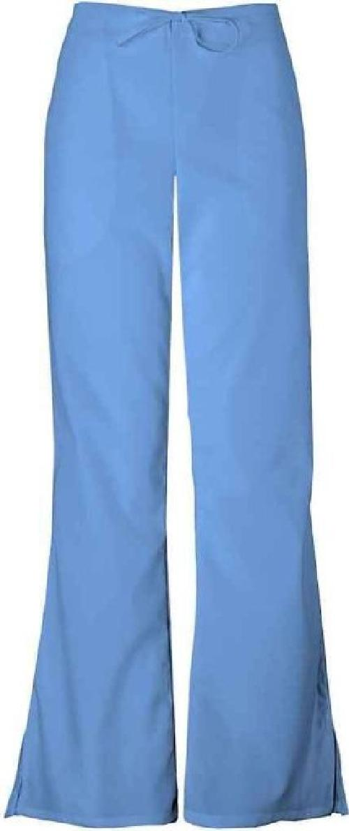 Workwear Flare Leg Drawstring Pant QW4101T by Cherokee in Neighbors
