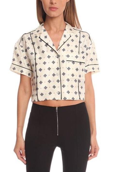 Winifred Shirt by Rag & Bone in Pretty Little Liars - Season 6 Episode 14