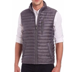 Thermoluxe Puffer Vest by Saks Fifth Avenue Collection  in Jane the Virgin
