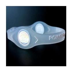 Silicone Wristband Bracelet by Power Balance in Into the Storm