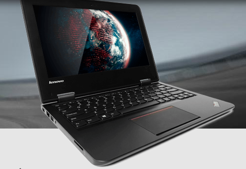 ThinkPad 11e Laptop by Lenovo in Project Almanac