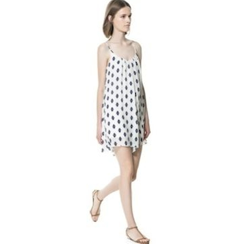 Trapeze Dress by Zara in The Other Woman