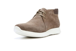 Marcus Suede Chukka Boots by Vince in New Girl