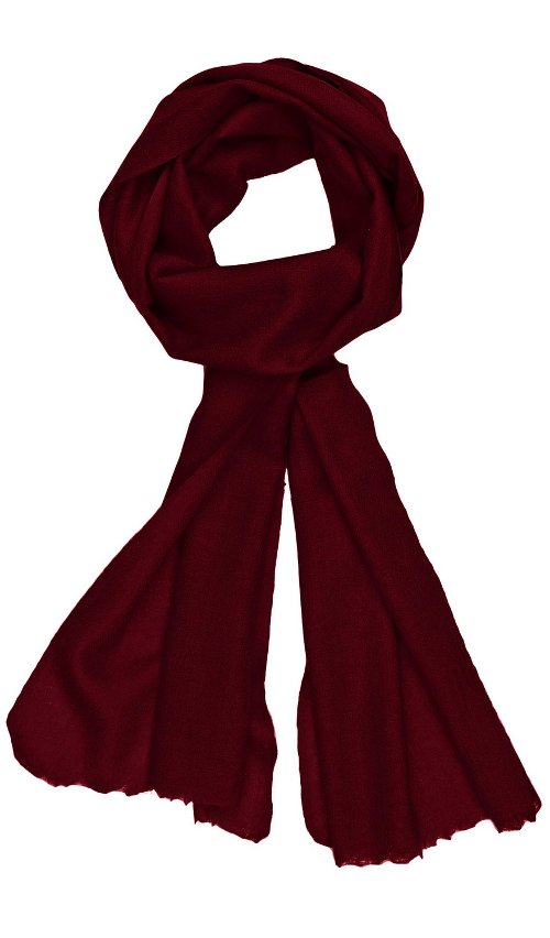 Pure Cashmere Scarf by Ayurvastram in McFarland, USA