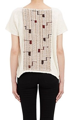 Pippa Sweater by Ulla Johnson in Black-ish