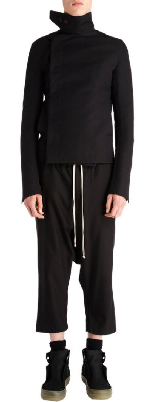 Bomber Trench by RICK OWENS Bomber Trench in Vampire Academy