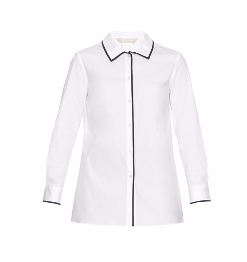 Baby Shirt by S Max Mara in Urge