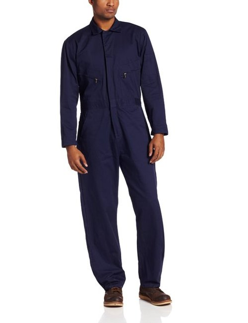 Men's Deluxe Ounce Unlined Coverall by Berne in San Andreas