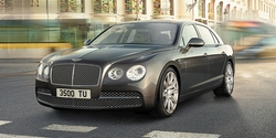 Flying Spur Sedan by Bentley in Empire
