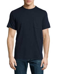 Standard Issue Short-Sleeve Pocket T-Shirt by Rag & Bone in Animal Kingdom