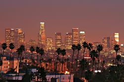 California, USA by Los Angeles in Wish I Was Here