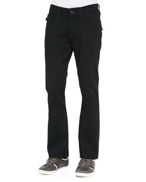 Ricky Midnight Straight-Fit Jeans by True Religion	 in Fast Five
