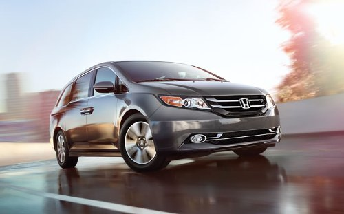 Odyssey APR Minivan by Honda in If I Stay