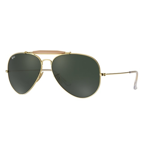 Outdoorsman II Sunglasses by Ray-Ban in Keeping Up With The Kardashians - Season 11 Episode 7