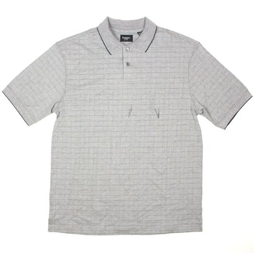 Men's Work to Weekend Pinstripe Polo Shirt by Haggar in Crazy, Stupid, Love.