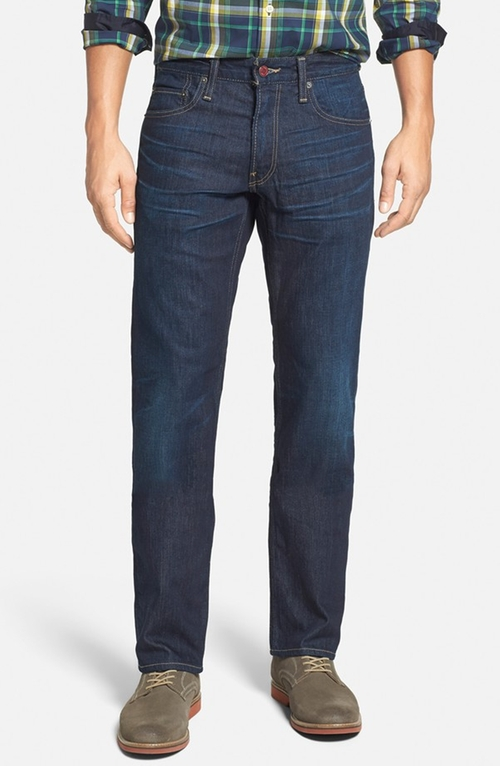 Straight Leg Jeans by Bonobos in Daddy's Home