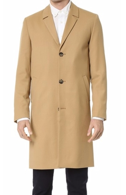 Ludwig Overcoat by Won Hundred in Empire