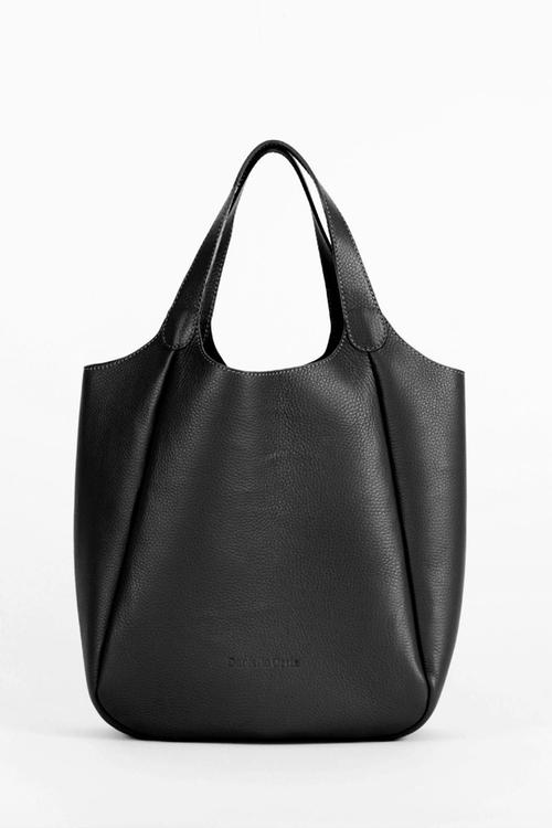 Alice Leather Hobo Bag by Daniella Ortiz in Ashby