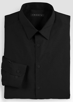 Slim-Fit Dover Sword Dress Shirt by Theory in Youth