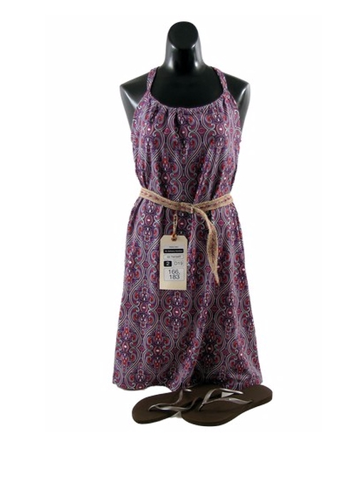 Paisley Dress by Patagonia in Dolphin Tale 2