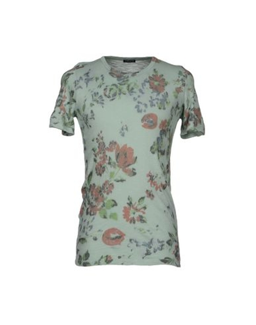 Floral Print T-Shirt by Retois in Fight Club