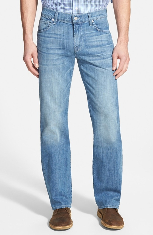 Austyn Luxe Performance Jeans by 7 For All Mankind in Fast Five