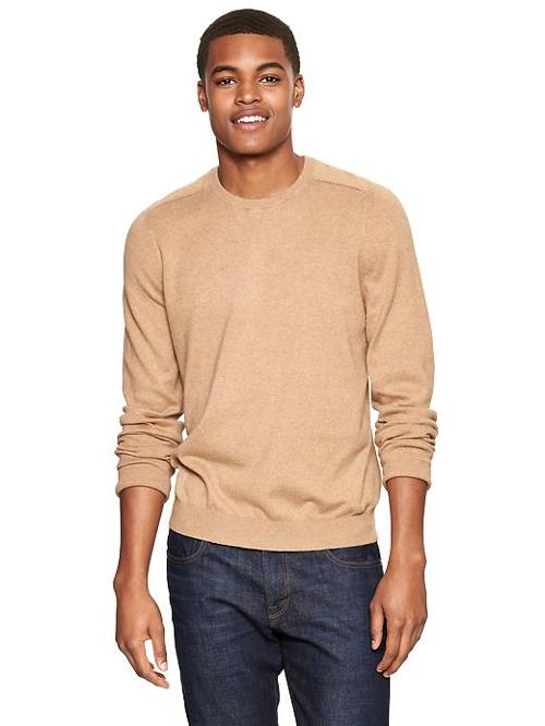 Cotton Cashmere Crew Sweater by GAP in The Expendables 3