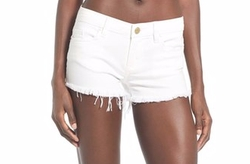 Cutoff Denim Shorts by BLANKNYC  in The Bachelorette